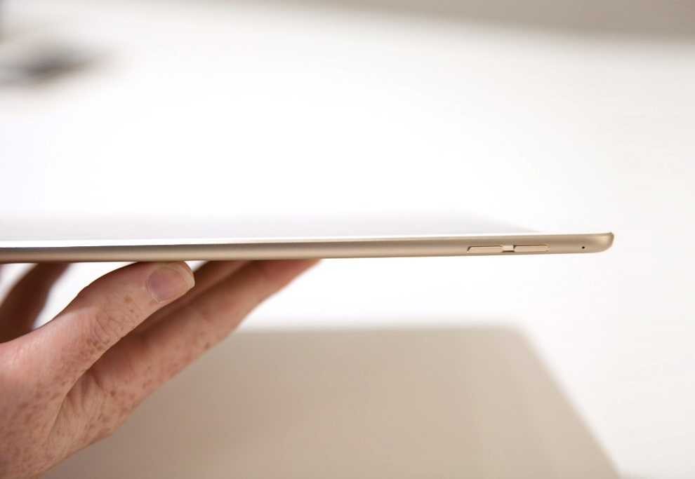 Here Comes World's Thinnest Tablet iPad Air 2