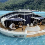 The Luxury Solar Floating Island Resort (8)