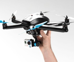 Hexo Flying Drone Will Autonomously Follow and Film You (1)