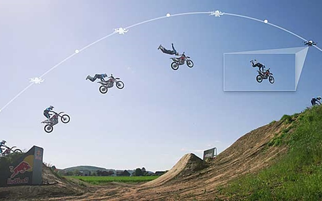 Hexo Flying Drone Will Autonomously Follow and Film You (11)