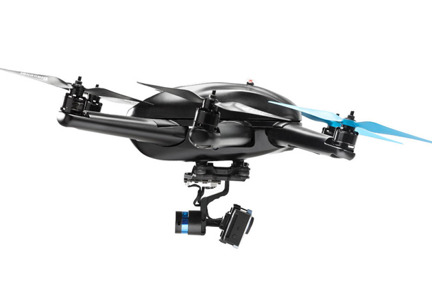 Hexo Flying Drone Will Autonomously Follow and Film You (9)