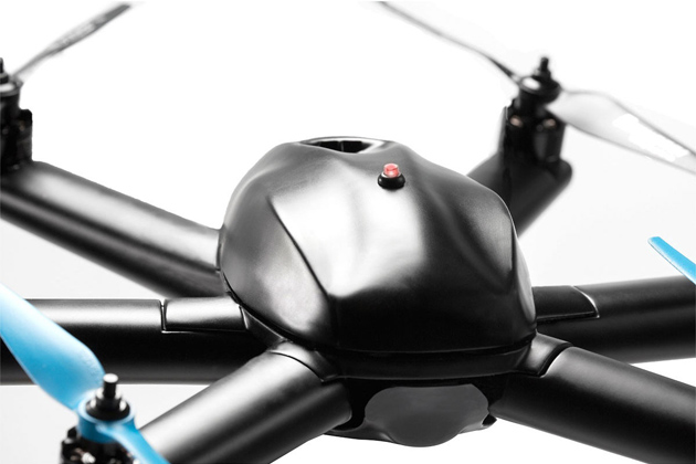 Hexo Flying Drone Will Autonomously Follow and Film You (7)