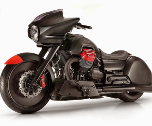 Moto Guzzi MGX-21 Concept