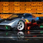 Saleem Khyzyl Uses Only Photoshop to Design These Futuristic Cars