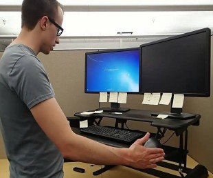 Varidesk Pro Plus Standing Desk (3)