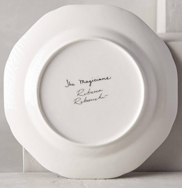 Echo Treks Dessert Plate