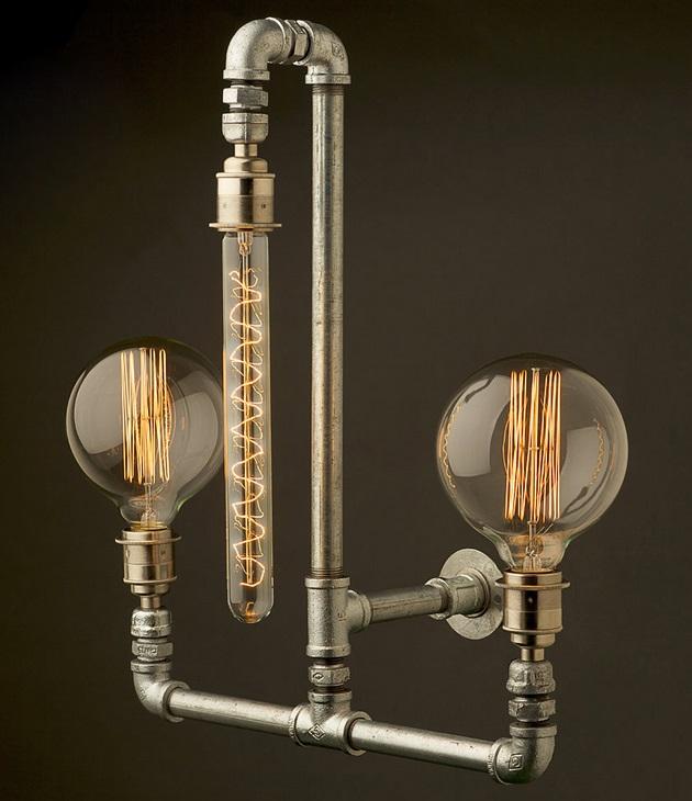 Edison Light Globes Steampunk Lamps - Bonjourlife