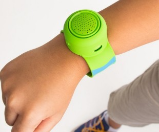 Jambanz Wearable Wireless Slapband Speaker