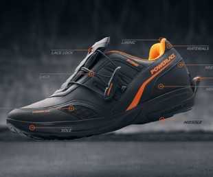 Powerlace Auto Lacing Shoes