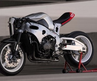 Transform your Honda CBR into a Sci-Fi Street Fighter
