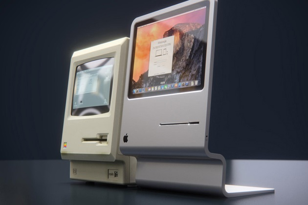 Curved labs Pays Tribute to Design History of Apple Macintosh (4)