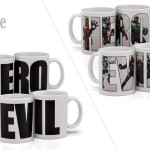 Marvel Hero vs. Evil Heat Change Mugs