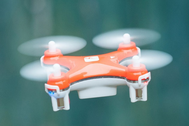 SKEYE Nano Drone Might Be Worlds Smallest Quadcopter