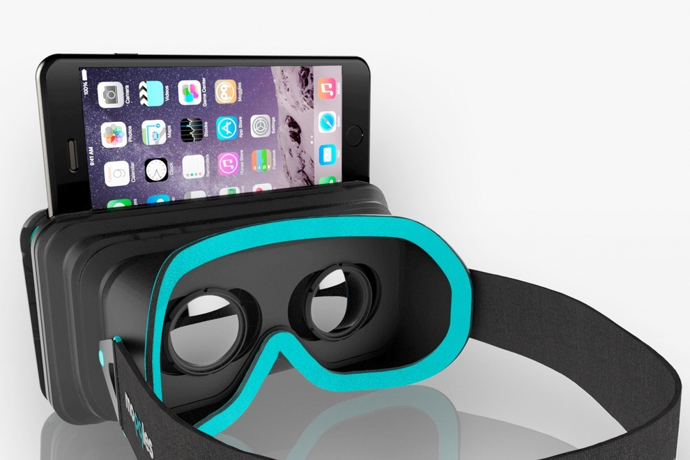 Moggles Virtual Reality Headset for Smartphones (6)