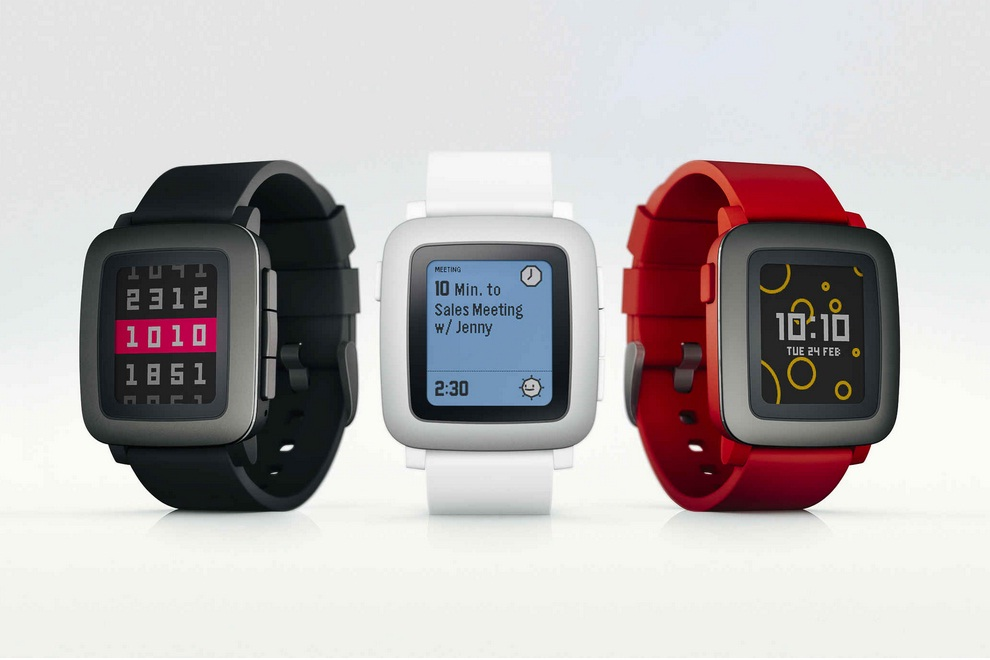 Why iWatch Should Be Jealous of Pebble Time