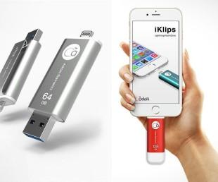 iKlips Fastest Apple Lightning Flash Drive