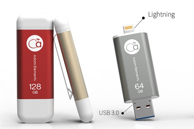 iKlips Fastest Apple Lightning Flash Drive