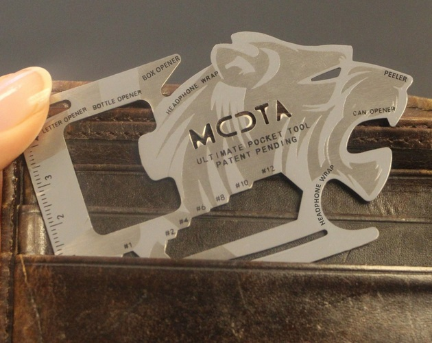 MOTO Ultimate Pocket 18-in-1 Multi-Tool