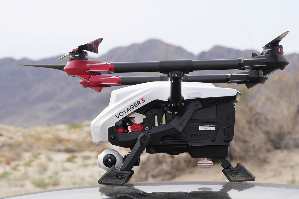 Walkera Voyager 3 for Perfect Aerial Photography (3)