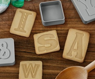 Cookie Cutter and Stampers