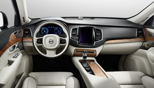 Volvo XC90 is a Mid-size Luxury Crossover SUV (8)