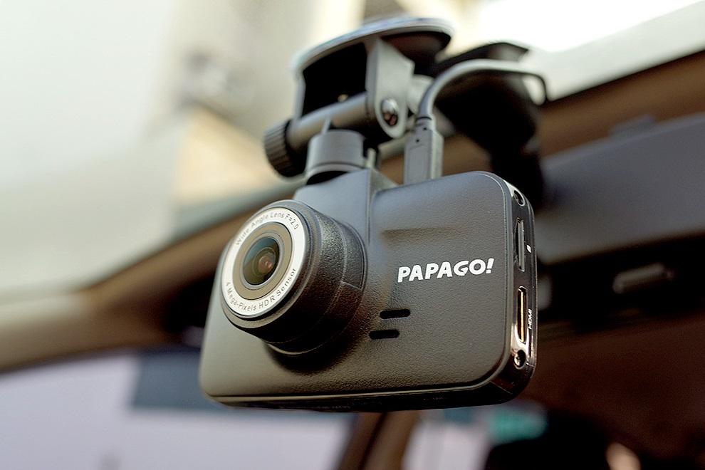 Papago GoSafe 520 Ultra WHD 2K Dashcam