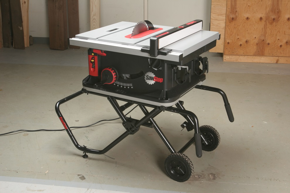 Bosch Reaxx Portable Jobsite Table Saw Bonjourlife
