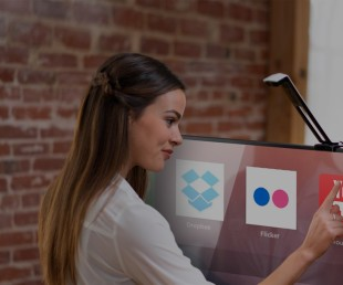 Touchjet WAVE Turns TV Screen Into Interactive Touchscreen (7)