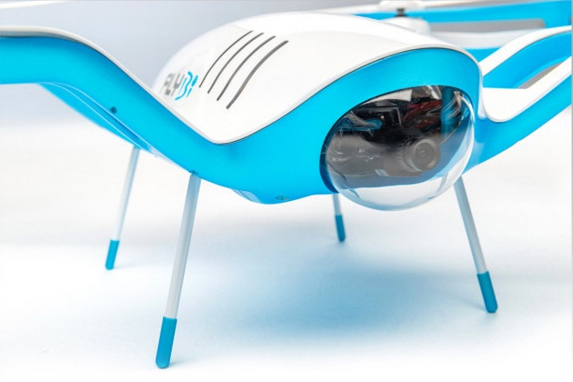 FLYBi Drone with VR Goggles Could be The Best Drone Around (4)