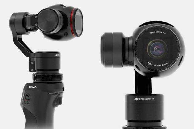 DJI Osmo Is Ultimate Brushless Gimbal With Handheld 4k Camera (2)