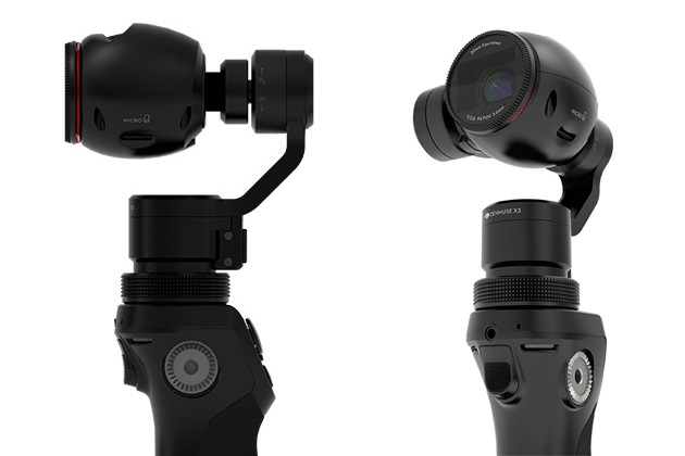 DJI Osmo Is Ultimate Brushless Gimbal With Handheld 4k Camera (3)