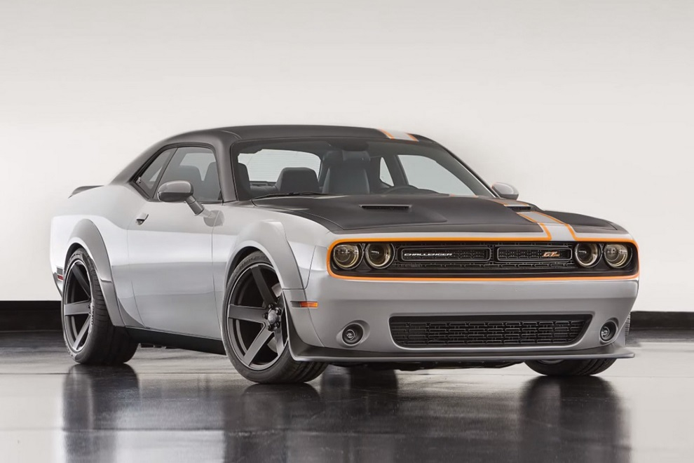 2015 Dodge Challenger GT is All-Wheel-Drive Concept (6)