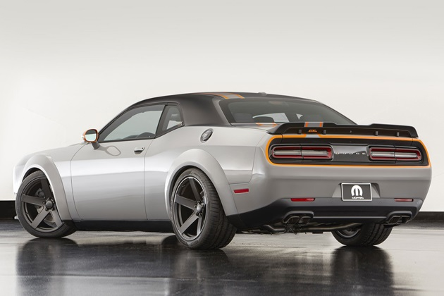 2015 Dodge Challenger GT is All-Wheel-Drive Concept (3)