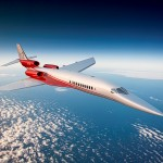 Aerion AS2 Priveate Supersonic Jet (1)
