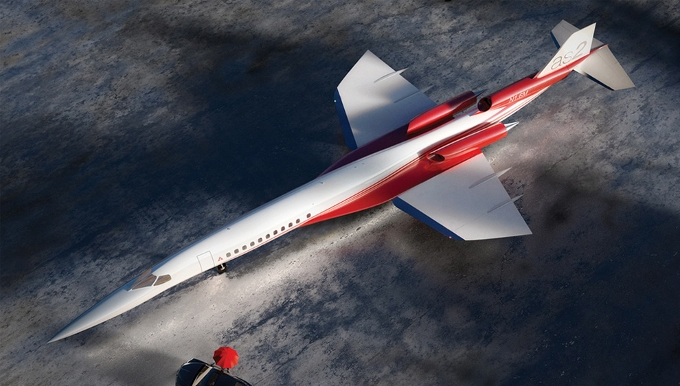 Aerion AS2 Priveate Supersonic Jet (3)