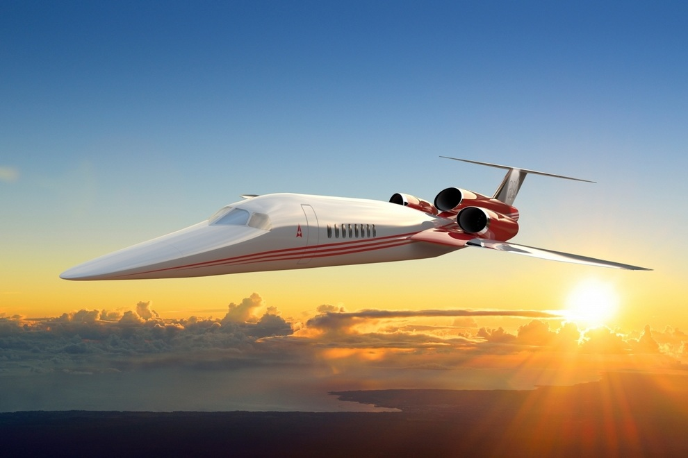 Aerion AS2 Priveate Supersonic Jet (4)