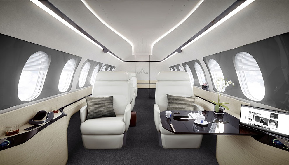 Aerion AS2 Priveate Supersonic Jet (6)