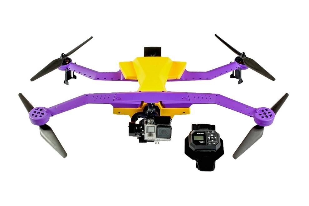 AirDog Auto-Pilot Drones Lets You Record Handsfree (1)