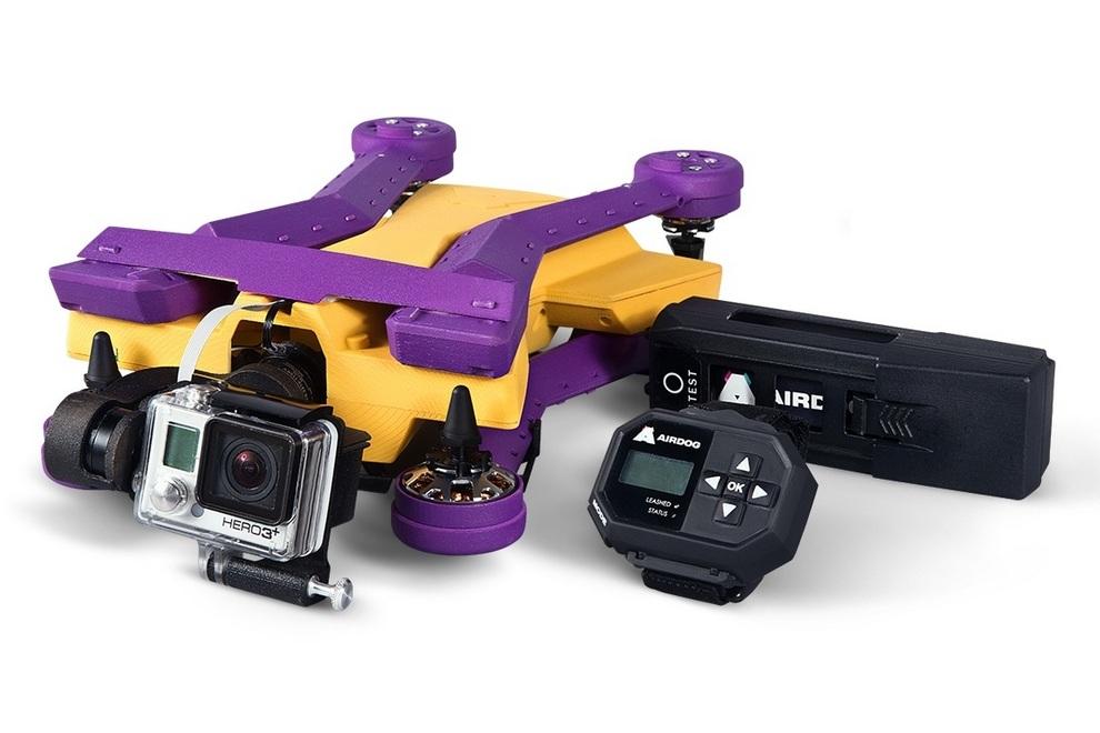 AirDog Auto-Pilot Drones Lets You Record Handsfree (4)