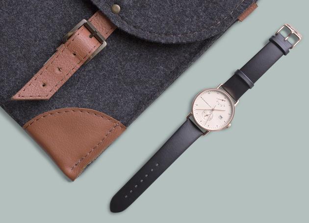Archibald - A Bauhaus Designed Automatic Watch by H&Co (1)