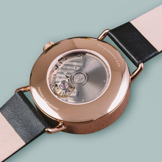 Archibald - A Bauhaus Designed Automatic Watch by H&Co (2)