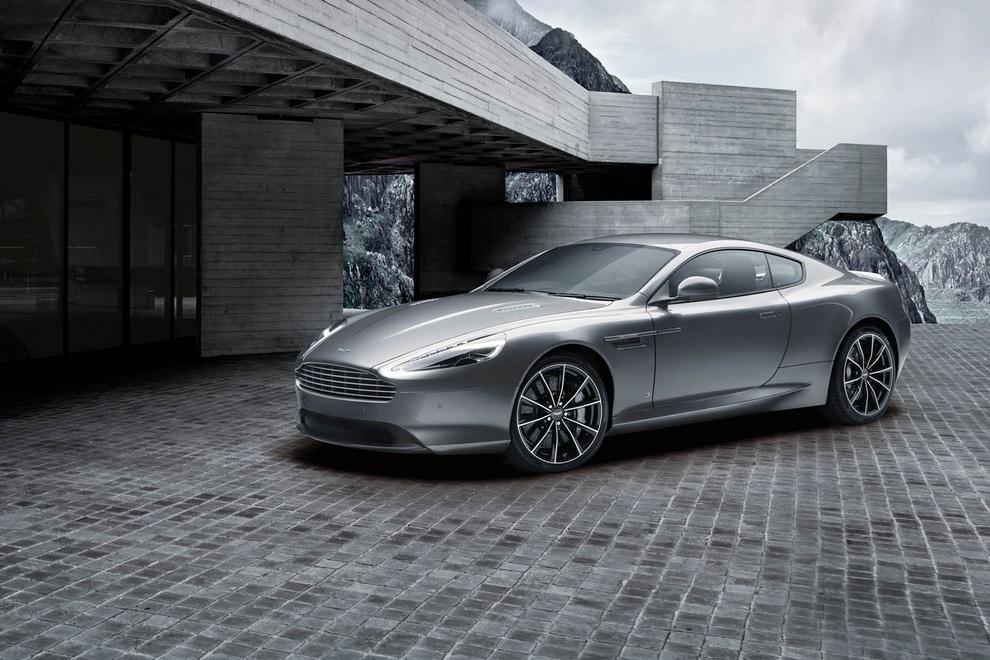 Aston Martin DB9 GT Bond Edition (1)