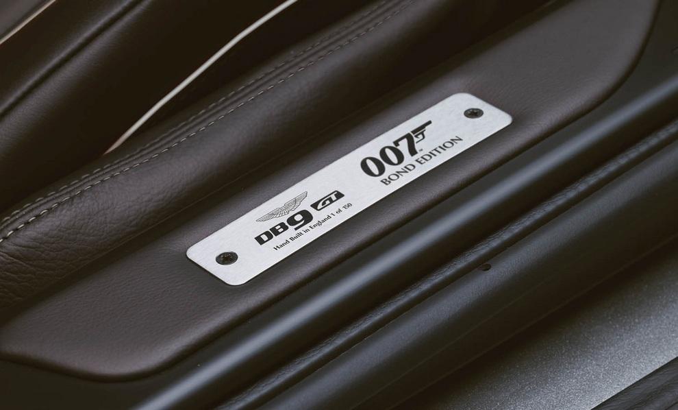 Aston Martin DB9 GT Bond Edition (5)