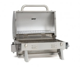 Aussie 205 Stainless Steel Tabletop Gas Grill (1)