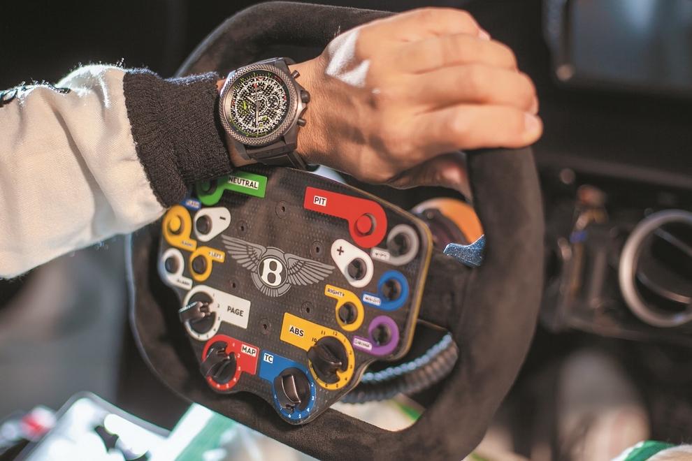Breitling Bentley GT3 Luxury Watch (3)