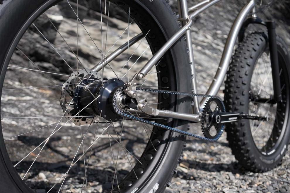 Budnitz FTB Titanium Bicycles (3)
