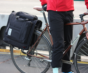 Bicycle Suitcase Bag by two wheel gear (6)