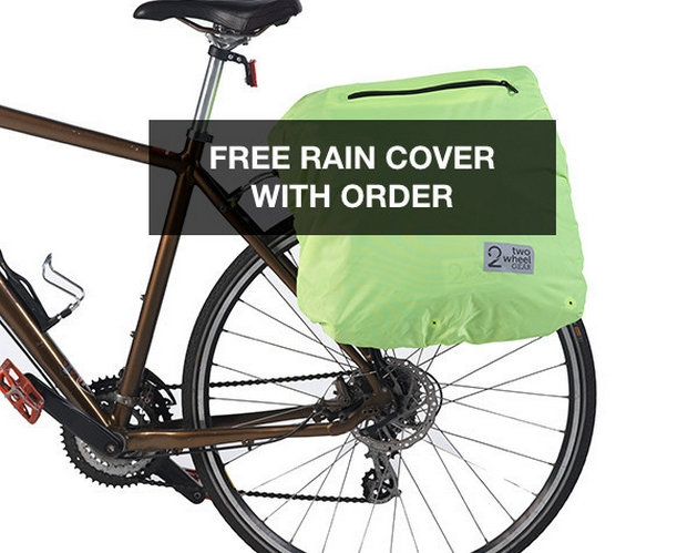 Bicycle Suitcase Bag by two wheel gear (1)