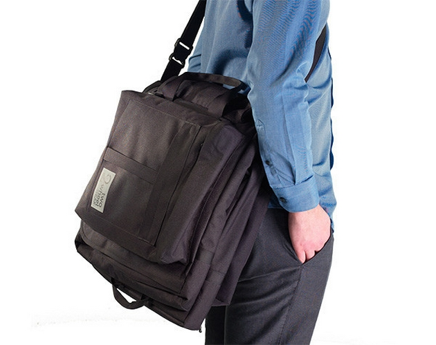 Bicycle Suitcase Bag by two wheel gear (5)