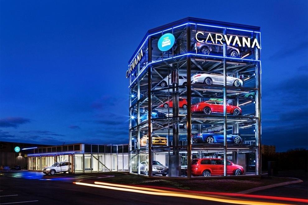 Carvana car vending machine (1)